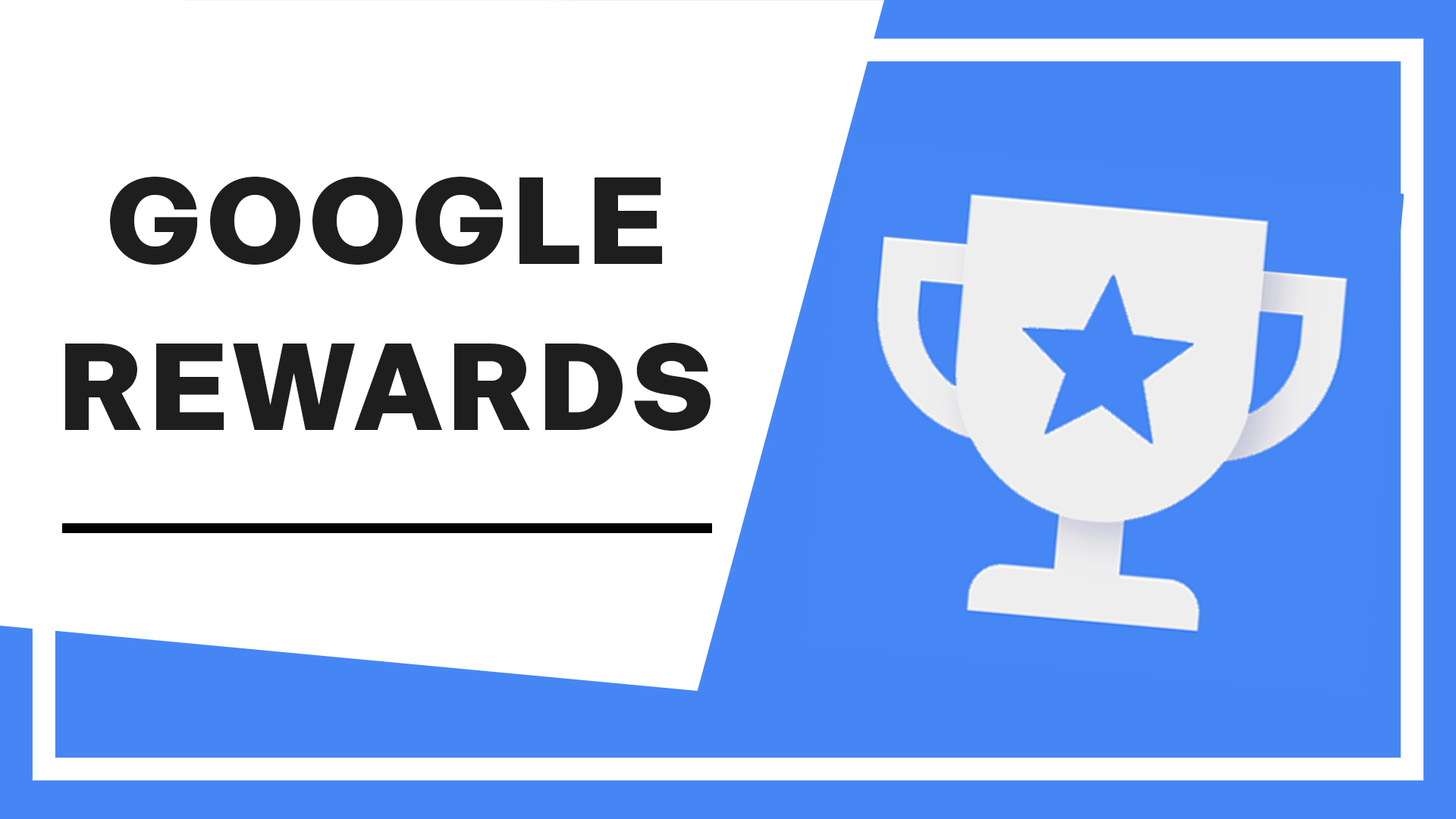 Google Rewards: Como usar e como resgatar recompensas.