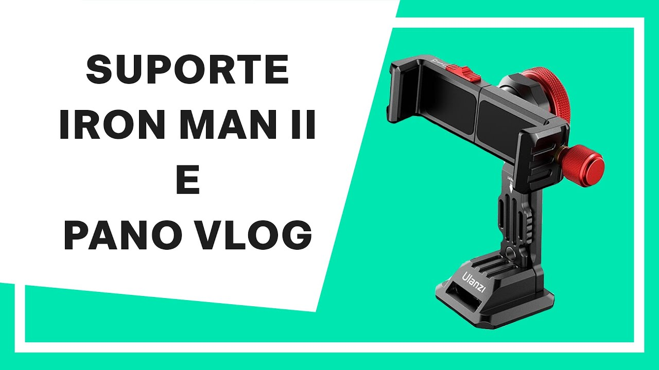 Review: Iron Man II e Pano Vlog Ballhead